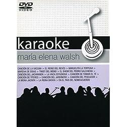 Karaokes Maria Elena Walsh