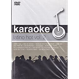 Vol. 2-Karaokes Latino Hot