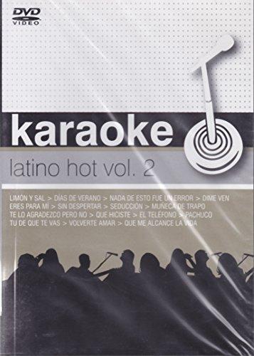 Vol. 2-Karaokes Latino Hot