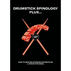 Drumstick Spinology Plus (DOUBLE DVD)