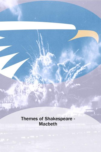 Themes of Shakespeare - Macbeth