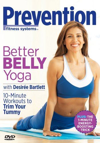 Prevention Fitness: Better Belly Yoga