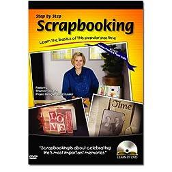 Learn By DVD: Scrapbooking