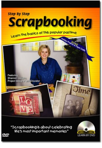 Learn By DVD: Scrapbooking