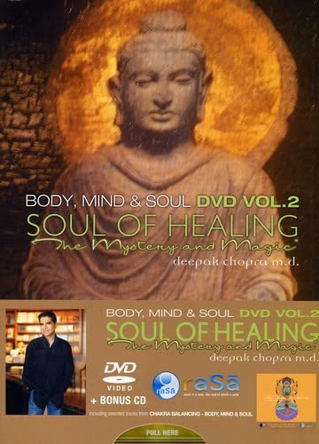 Body, Mind & Soul, Vol. 2: Soul of Healing