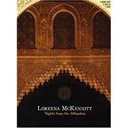 Loreena McKennitt: Nights from the Alhambra (Amaray - DVD + 2CD)