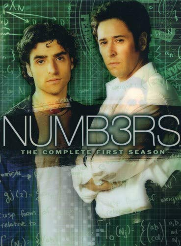 Numb3rs: Season 1-3 (16DVD)