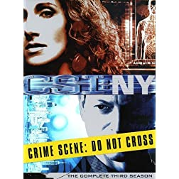 C.S.I. New York - The Complete Third Season