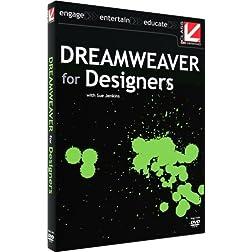Class on Demand: Dreamweaver for Designers: Adobe Educational Training Tutorial DVD