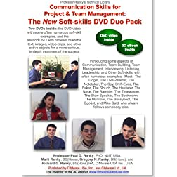 Communication: The New Soft-skills DVD Duo Pack: Communication Skills for Project & Team Management: Communication, Team Building, Team Management, Interviewing, ... Listening, Leadership... and many others