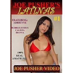 Joe Pusher's Latinas, Volume 1