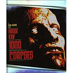 House of 1,000 Corpses [Blu-ray]