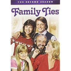Family Ties - The Second Season