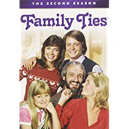 Family Ties - The Second Season