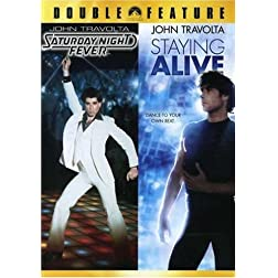 Saturday Night Fever (1977) / Staying Alive (1983) (Double Feature)