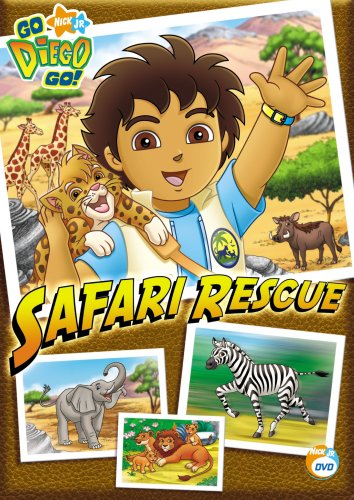 Go Diego Go! - Safari Rescue