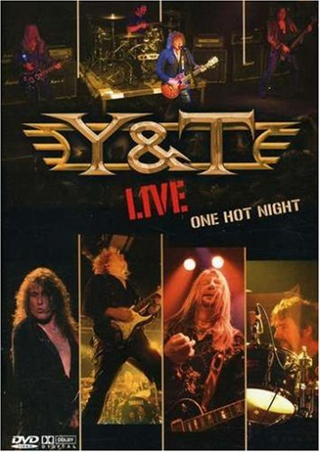 Y&T - Live: One Hot Night (2DVD/CD)