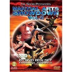 Martial Arts Showdown, Vol. 2