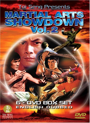 Martial Arts Showdown, Vol. 2