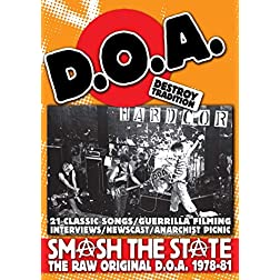 DOA - Smash The State: The Raw Original D.O.A. 1978-81