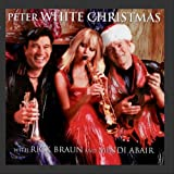 PETER WHITE Peter White Christmas album cover