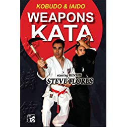 Weapons Katas: Bo, Kama, Tonfa, Sword
