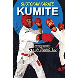 Shotokan Karate Kumite DVD
