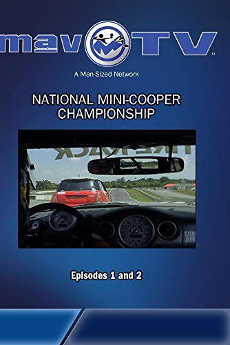 National Mini-Cooper Championship: Episodes 1 & 2