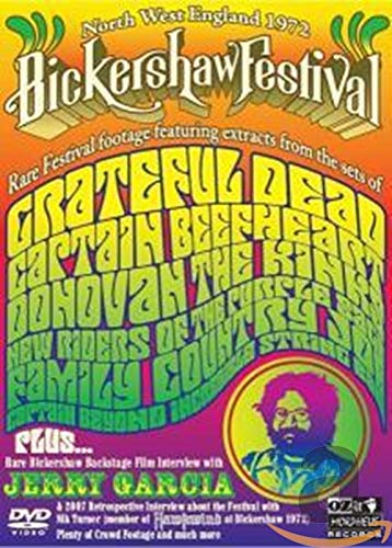 Bickershaw Festival 1972