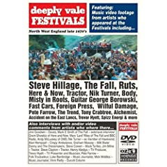Deeply Vale Festivals