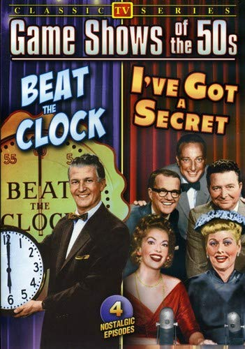Classic 50's Quiz Shows: I've Got a Secret/Beat The Clock