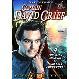 Jack London's Adventures of Captain David Grief