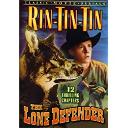 Rin Tin Tin: Lone Defender (Chapters 1-12)