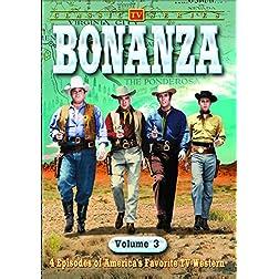 Bonanza Vol. 3