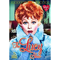 Lucy Show Vol. 4