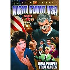 Night Court USA Vol. 6