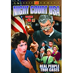 Night Court USA Vol. 6