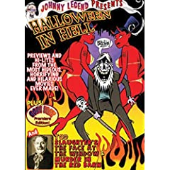Johnny Legend's Deadly Doubles, Vol. 2: Halloween in Hell/Todslaughter's the Face at the Window and
