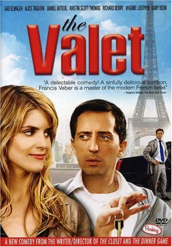 The Valet (La Doublure)