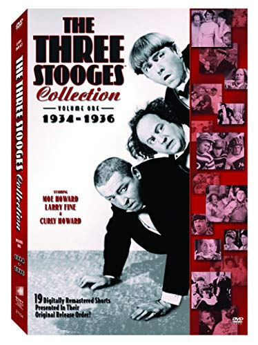 The Three Stooges Collection, Volume One: 1934-1936