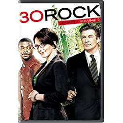 30 Rock: Season 1, Vol. 2