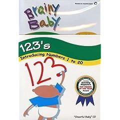 Brainy Baby: 123's/Cheerful Baby