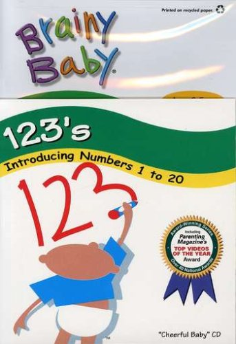 Brainy Baby: 123's/Cheerful Baby
