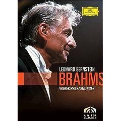 Leonard Bernstein Conducts Brahms - Boxed Set