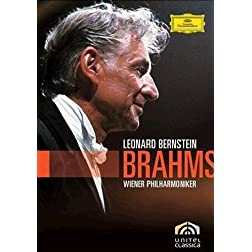 Leonard Bernstein Conducts Brahms - Boxed Set