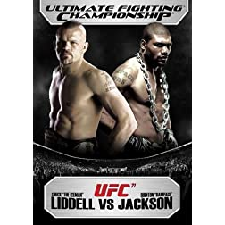 Ultimate Fighting Championship, Vol. 71: Liddell vs. Jackson