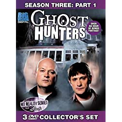 Ghost Hunters: Season 3-Part 1