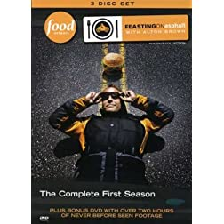 Feasting on Asphalt: The Complete First Season