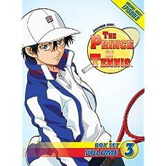 Prince of Tennis - Set 3