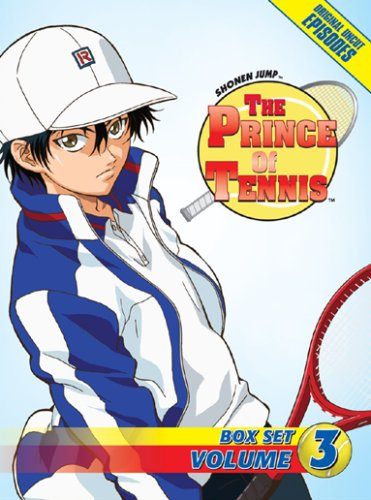 Prince of Tennis - Set 3